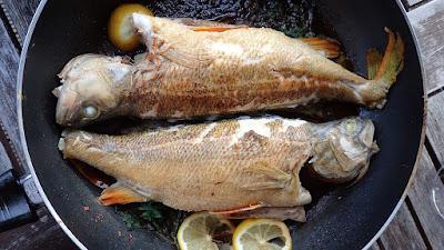 Kuliner, makanan, masakan, tips memasak, ikan asin, menggoreng ikan, cara menggoreng ikan,