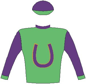 LA FAVOURARI - Jockey Silks - Horse Racing