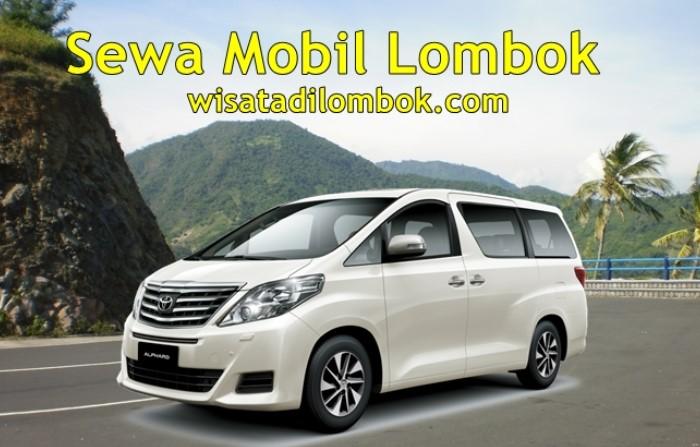 Jasa Sewa Mobil Toyota Alphard Di Lombok