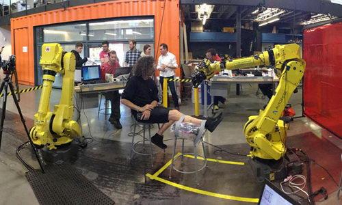 Tinuku Info Mesin Tato Pertama di Dunia Didesain Menggunakan Robot Industri
