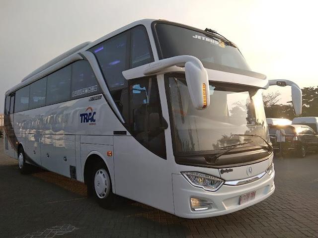 Sewa Bus Wisata Jogja Murah