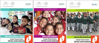 Guías de Consejo Técnico Escolar - Séptima Sesión Ordinaria
