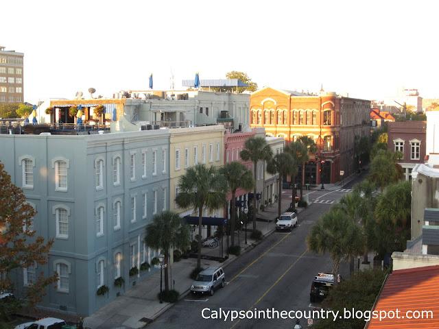Street views Charleston