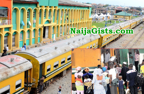 free easter train service osun state residents