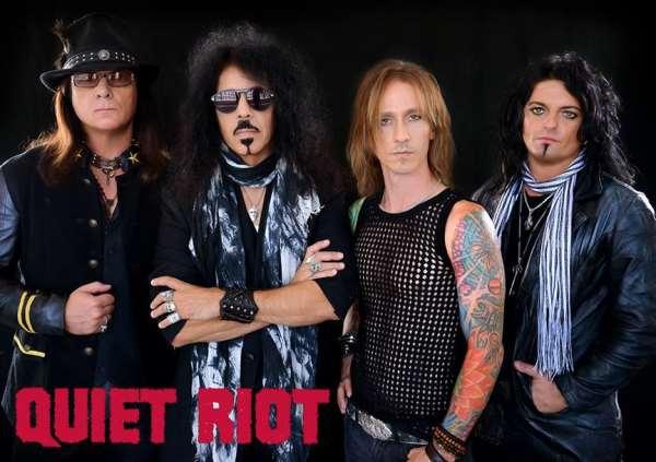 QUIET RIOT: Ανακοίνωσαν νέο τραγουδιστή