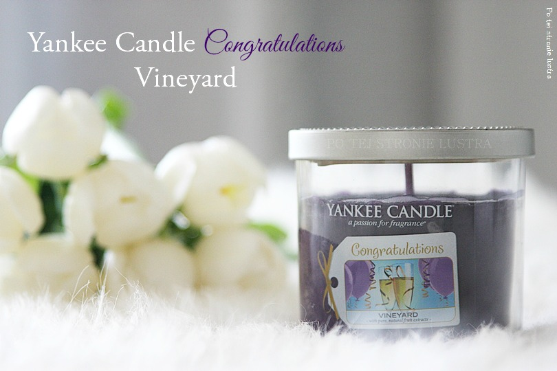 Yankee Candle Congratulations (Vineyard)