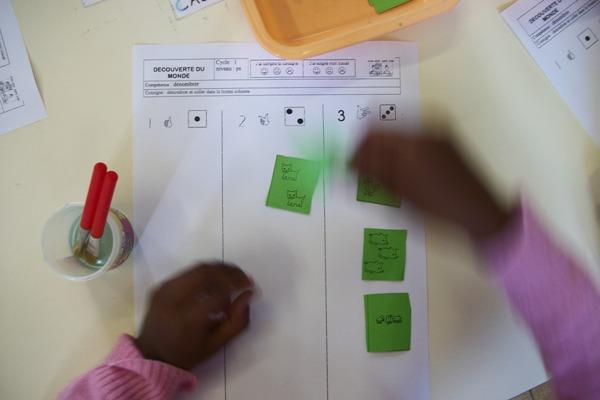 une journée à l'école maternelle: du 11 au 15 juin