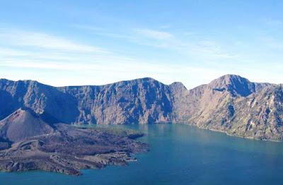 tempat-wisata, lombok, gunung-rinjani