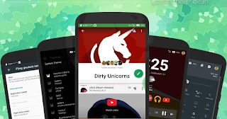 Download Custom ROM Dirty Unicorn 10.6 Andromax A A16C3H