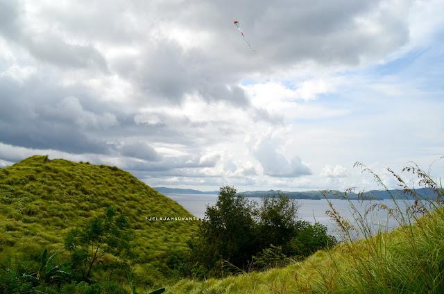 Bukit Pulisan, Likupang Timur, Minahasa Utara, Sulawesi Utara +jelajahsuwanto