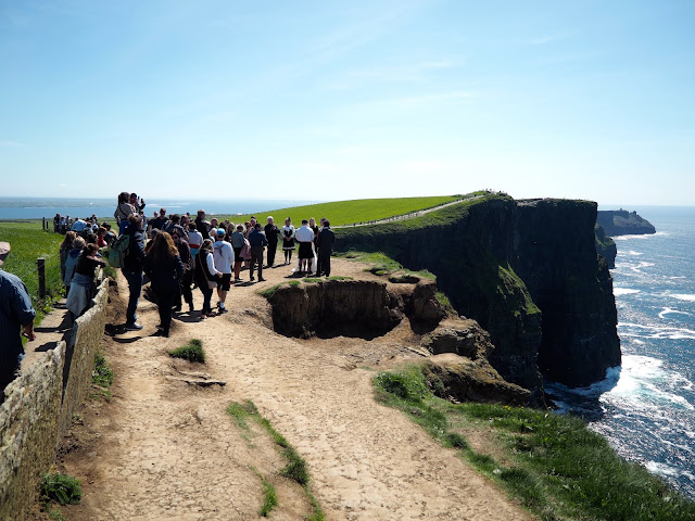 Wedding on the Cliffs of Moher, Wild Atlantic Way, Ireland