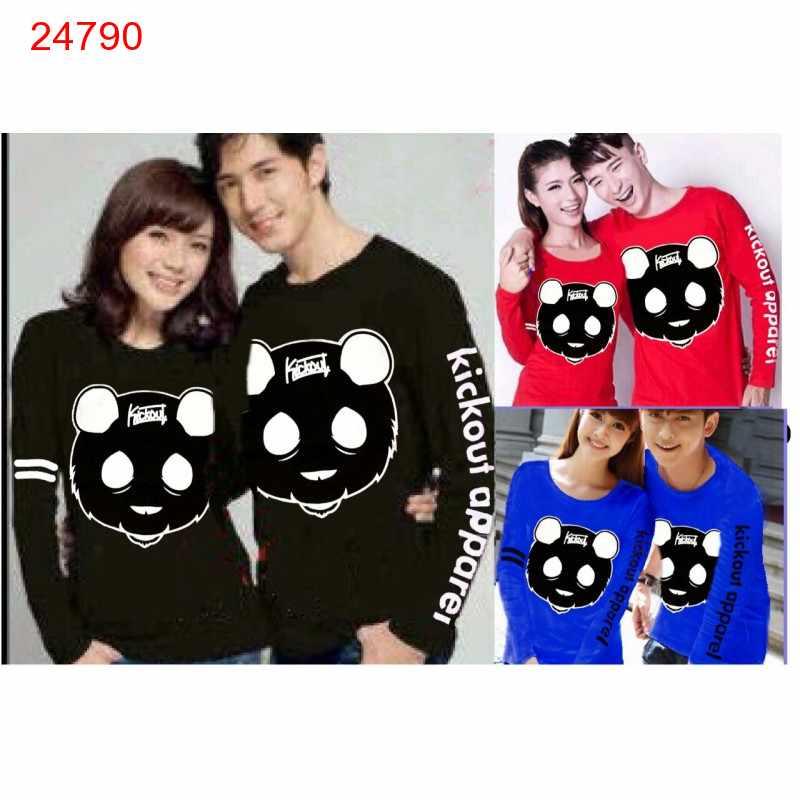 Jual Couple Lengan Panjang LP Kickout Duo - 24790