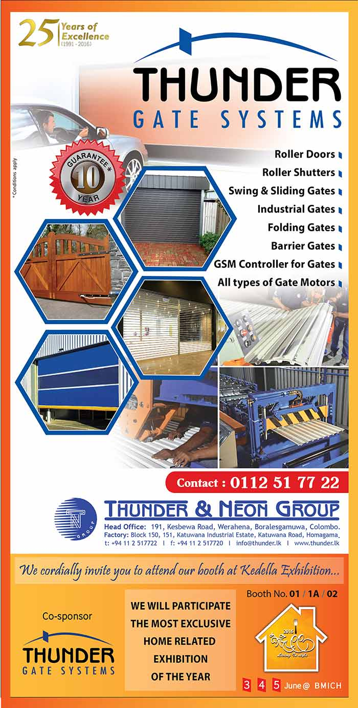 Gate Systems Roller Doors Shutters Barriers Thunder and Neon