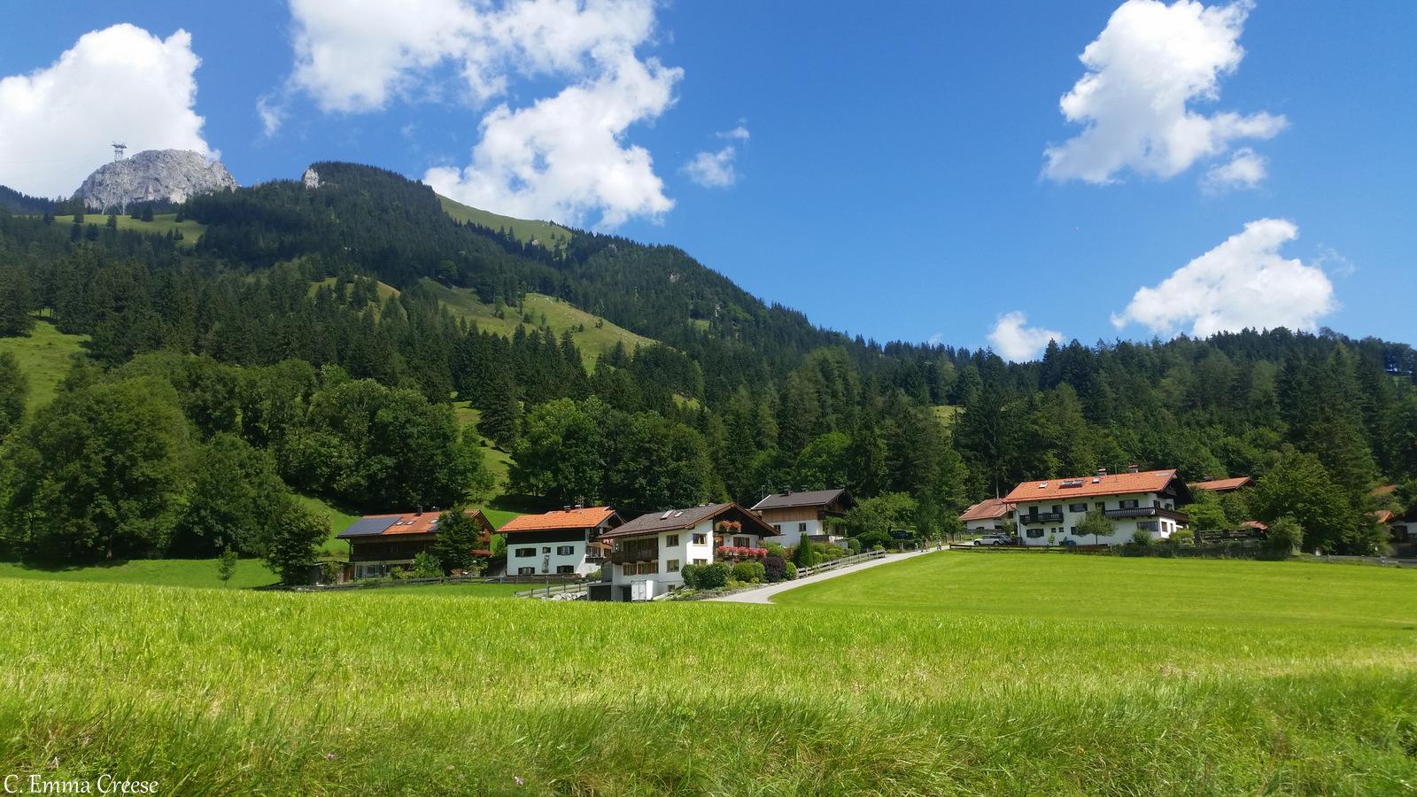 Bavarian Alp day trip from Munich Wendelstein Mountain Adventures of a London Kiwi