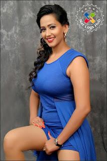 Tamil Actress Sanjana Singh hot photoshoot stills from her latest Movie in South lovely - NetLogsHub