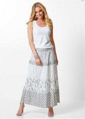 Faldas Largas de Verano