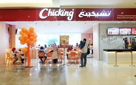 Chicking Ayam Top Dubai - Hadir di Surabaya