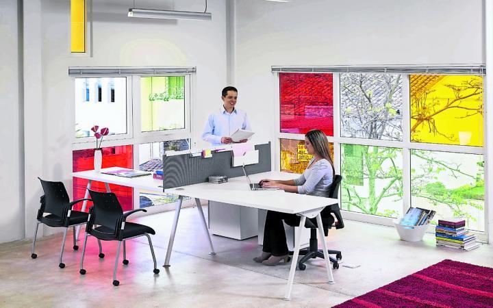 Ibercons arquitectura dise o oficinas modernas for Espacios de oficina