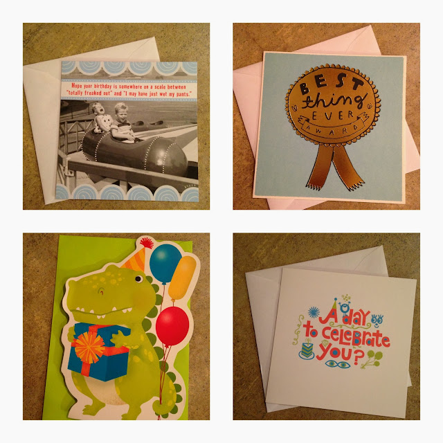 Hallmark has so many fun cards for any birthday occasion! #shop #cbias #BirthdaySmiles