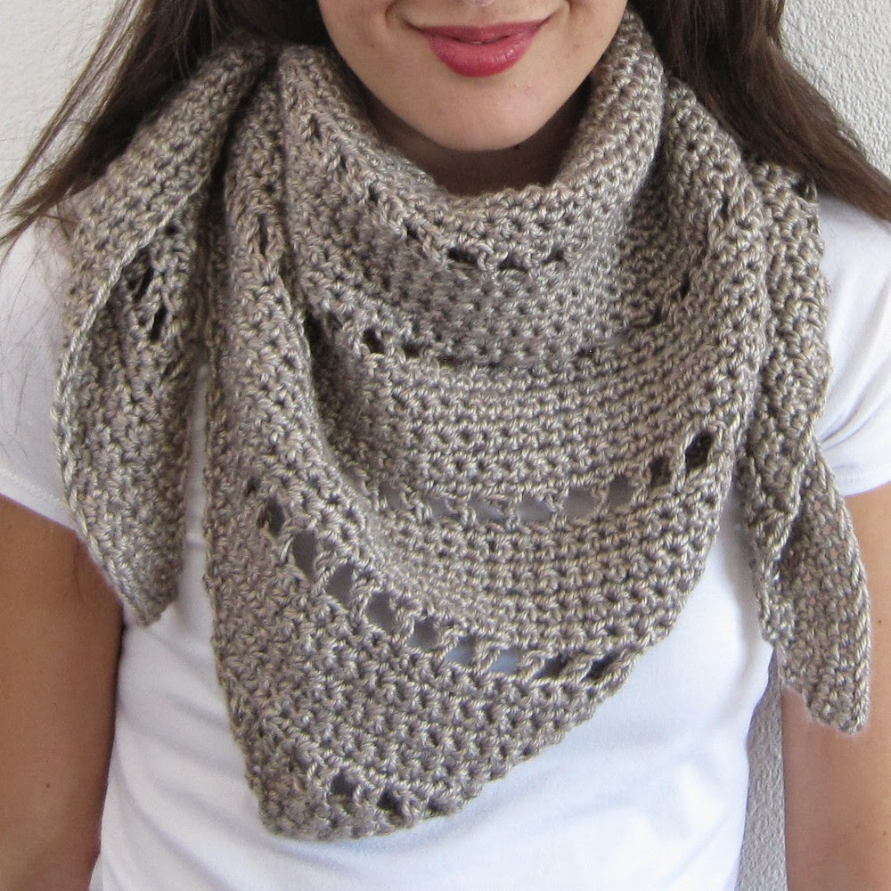 10 for Tuesday: Crochet Shawl Patterns