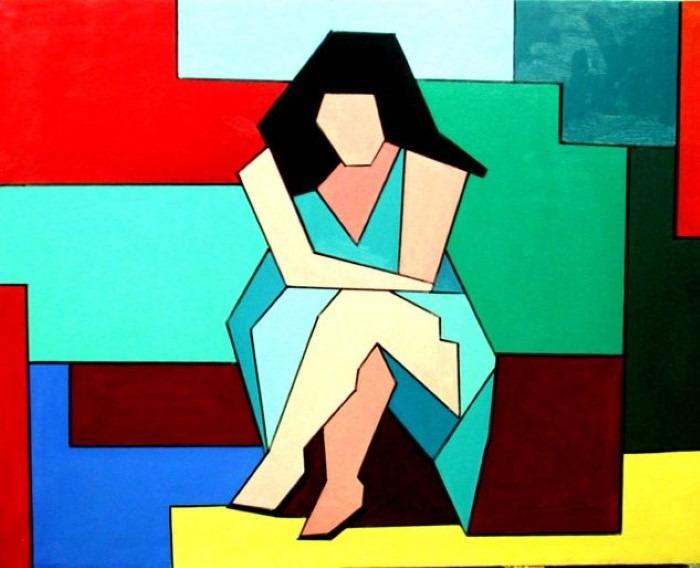 Испанский художник. Agustin Redon Subirats