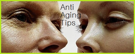 anti aging tips natural