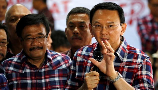 Ahok Pasrah Bila Diberhentikan Sementara Sebagai Gubernur DKI oleh Kemendagri