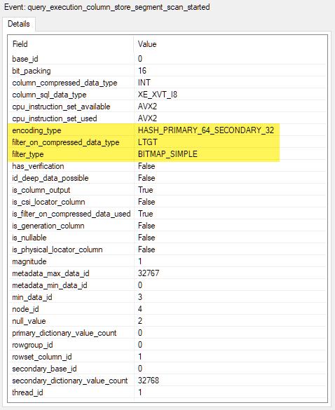 LTGT bitmap filter