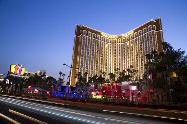 Treasure Island Hotel & Casino em Las Vegas
