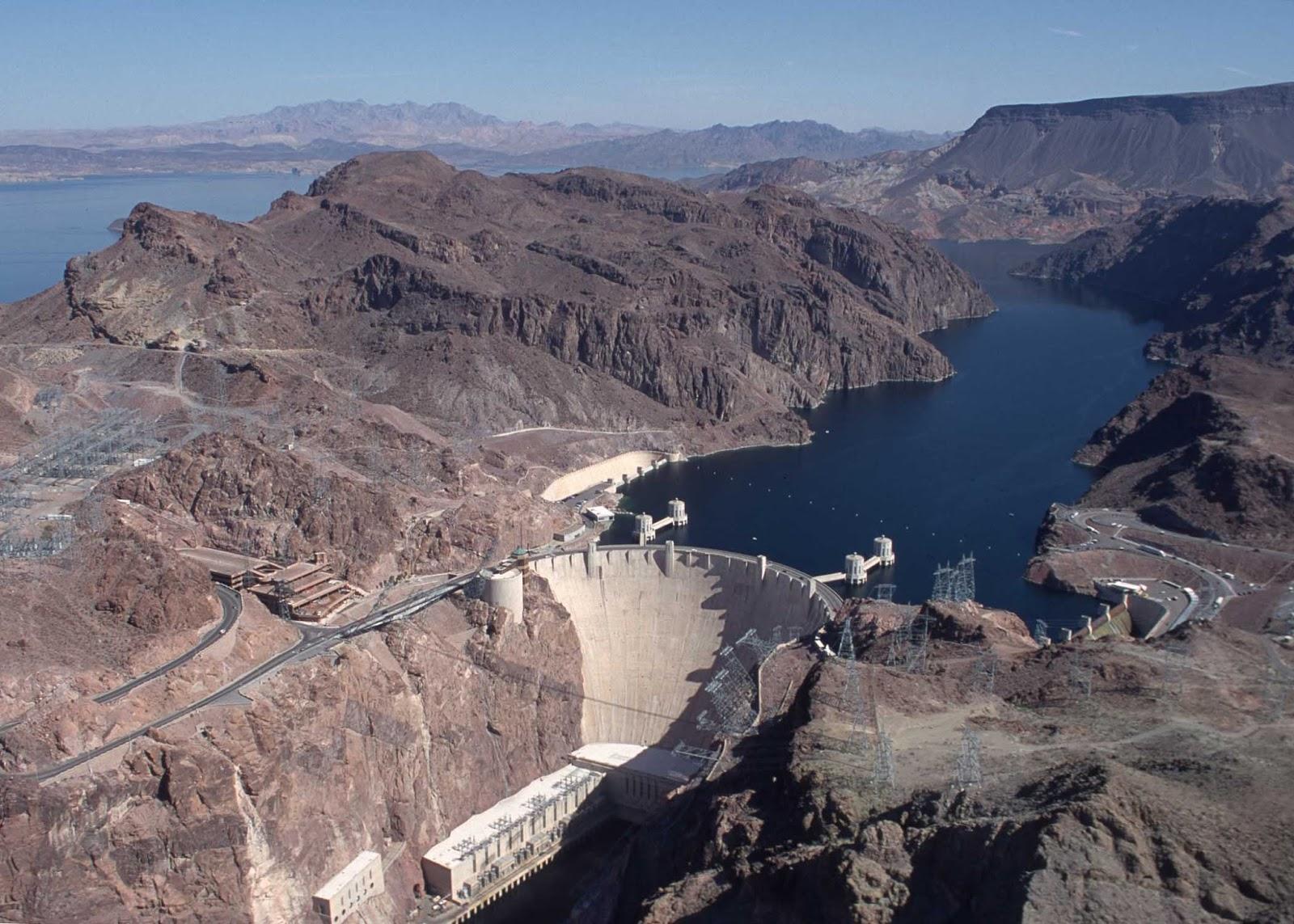 Hoover Dam Fall