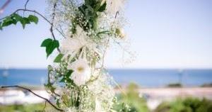 Ispirazione per un matrimonio da favola affacciati sull'Oceano Atlantico a cura della Wedding Planner Gloria