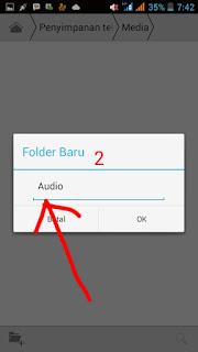 cara mengganti nada bbm di android dengan musik mp3