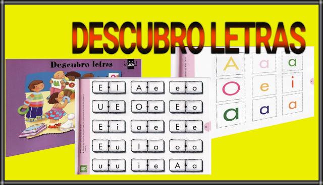 DESCUBRO LETRAS
