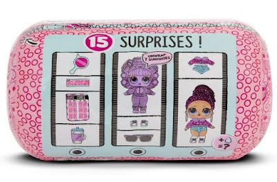 L.O.L. Surprise! Under wraps Series Eye Spy | Estuche 15 sorpresas  Producto Oficial 2018 | | MGA - Giochi Preziosi  COMPRAR ESTE JUGUETE