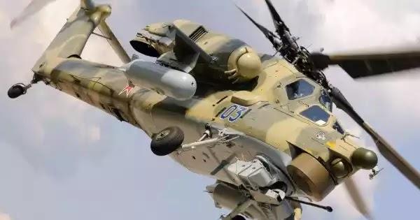 Πάνω από 20 επιθετικά ελικόπτερα παραδόθηκαν από την εταιρεία Rostec στο ρωσικό υπουργείο Άμυνας