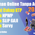 Pinjaman Online Kredit Tanpa Agunan KTA Tanpa Survy Cukup KTP