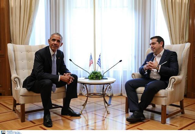 Βild: Η επίσκεψη Obama δεν έφερε τίποτα για τον πρωθυπουργό Τσίπρα