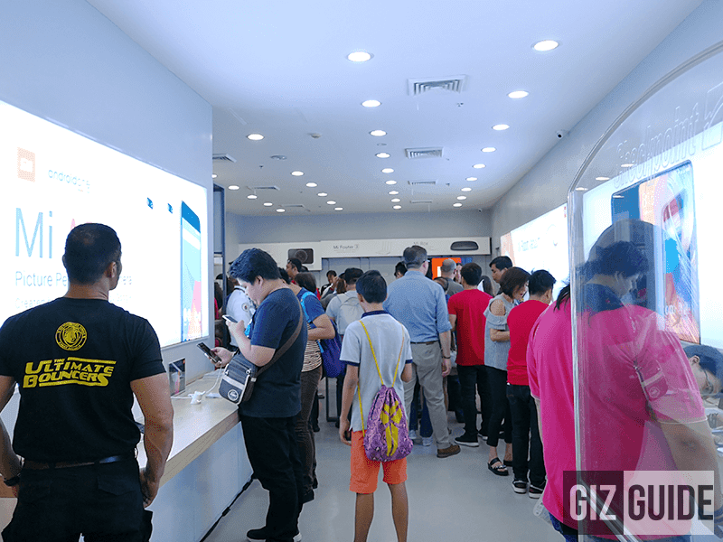 Xiaomi's first authorized Mi Store in PH now open!