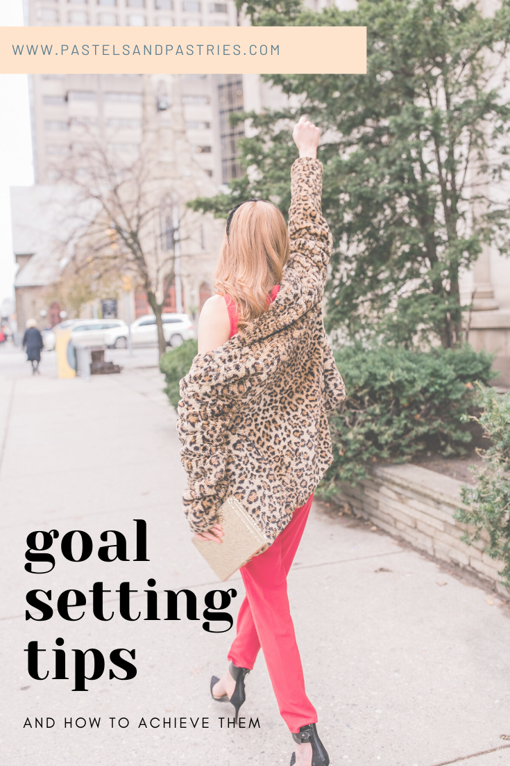 goal setting roadmap