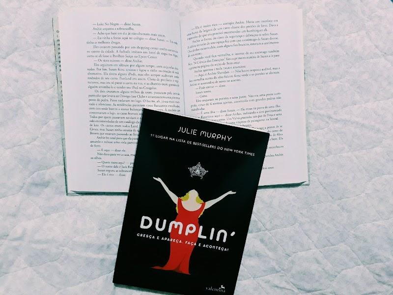[RESENHA #357] DUMPLIN' - JULIE MURPHY