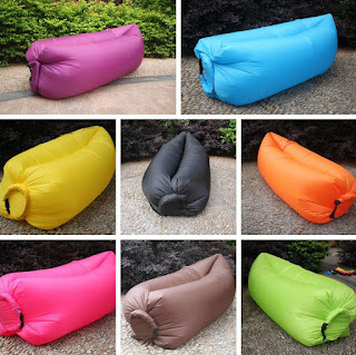 Sofa Angin Self-Inflate Air Sofa