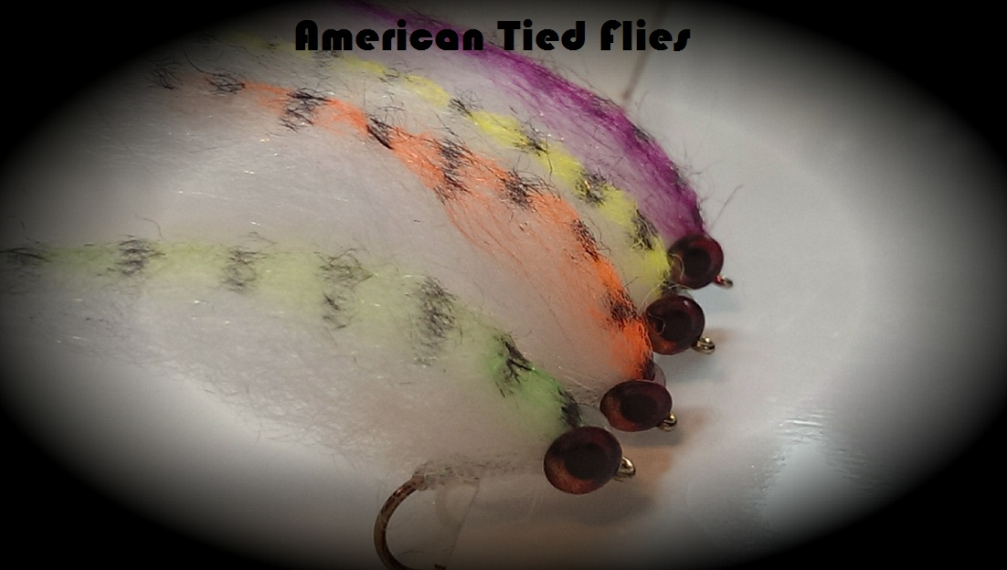 American Tied Flies