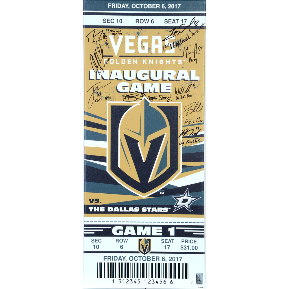 Las Vegas Knights Tickets