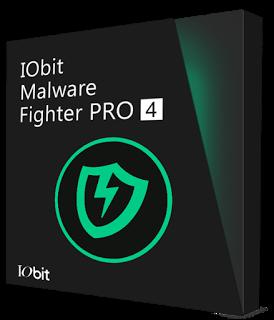 IObit Malware Fighter Pro 5.0.2.3804 poster box cover