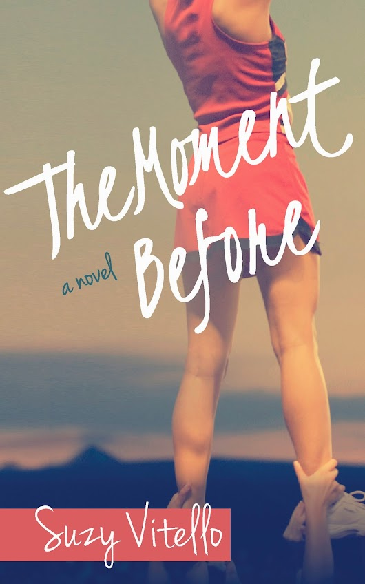 Freebie-Friday: THE MOMENT BEFORE by Suzy Vitello