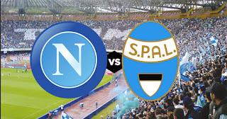 СПАЛ – Наполи смотреть онлайн бесплатно 12 мая 2019 прямая трансляция в 19:00 МСК.