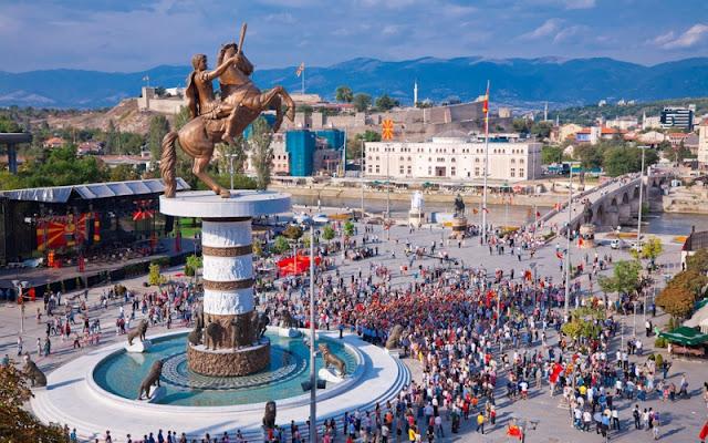Ο «Μακεδονισμός» είναι μεγάλη μπίζνα