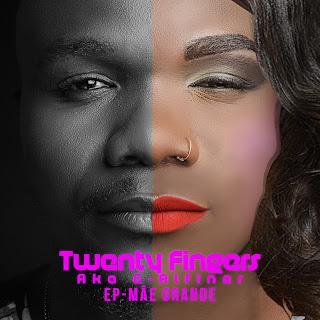 Twenty Fingers aka G-Alfinar - Mãe Grande (EP)