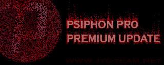 Pada kesempatan kali ini aku akan membagikan update aplikasi psiphon pro premium versi  Psiphon Pro Premium Terbaru V191 V192 Dan V193 Juni 2018