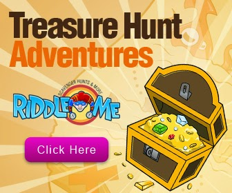 Make your own Treasure Hunt Riddles for Kids - Inside or Outdoors